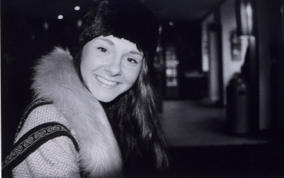 Emily in Berlin