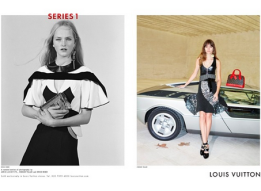 Louis Vuitton Series 1- F/W 2014 campaign