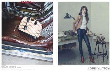 Louis Vuitton Series 1- F/W 2014 campaign