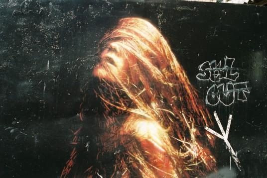 Amazing street art on Brick Lane.