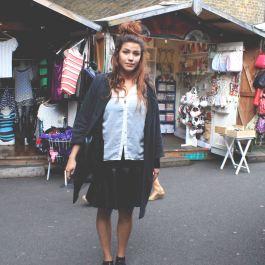 Camden, Street Style London #1