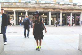 Covent Garden, Street Style London #1