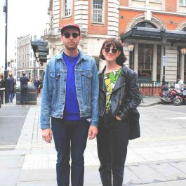 Covent Garden, Street Style London #1