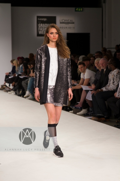 The University of Northampton Catwalk - Graduate Fashion Week 2015 - Harriet King