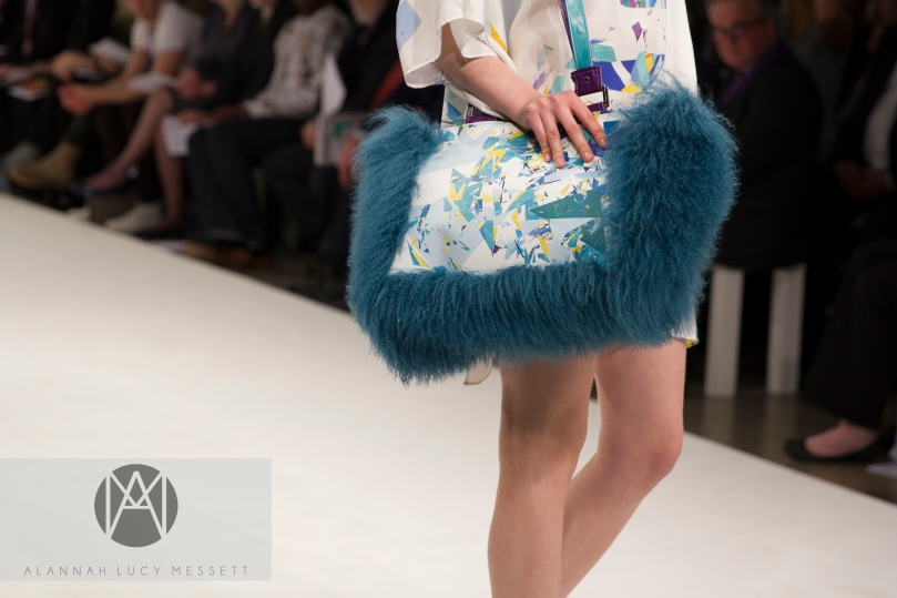 The University of Northampton Catwalk - Graduate Fashion Week 2015 - Martha Adams