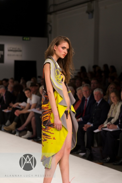 The University of Northampton Catwalk - Graduate Fashion Week 2015 - Herjot Garcha